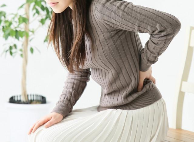 椎間板ヘルニア 女性